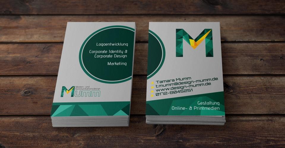 MockUp_TamaraMumm_Visitenkarten